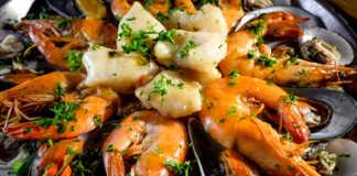 Paella De Marisco Final