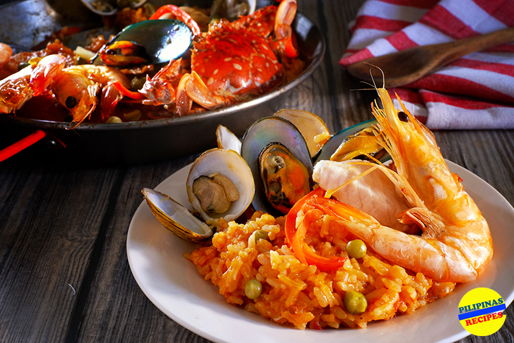Pinoy Style Paella