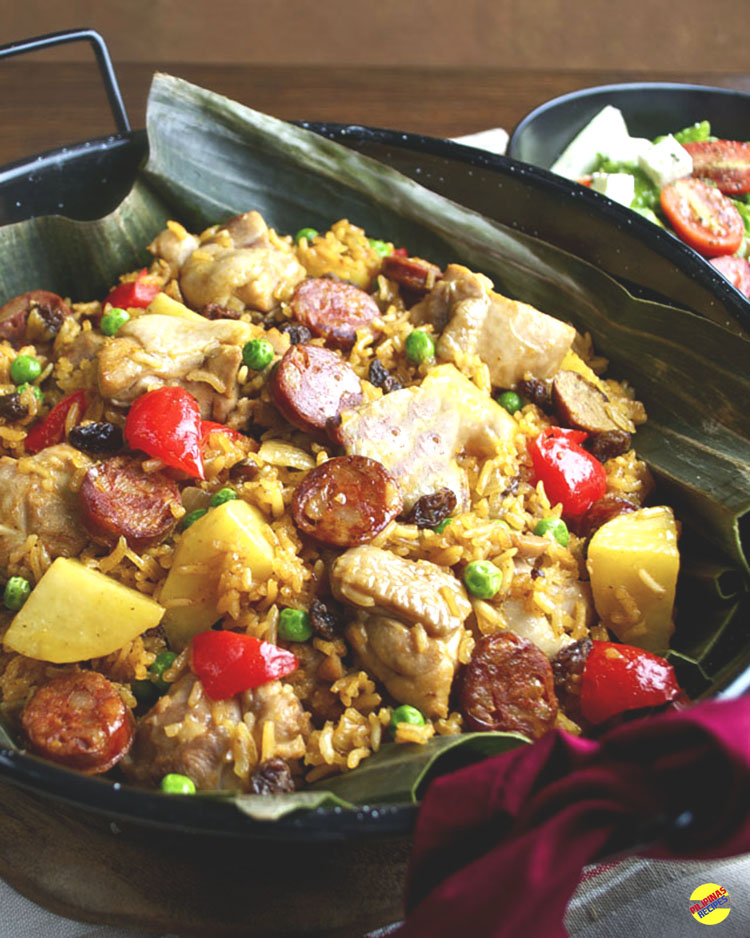 Arroz Valenciana Recipe Pilipinas Recipes