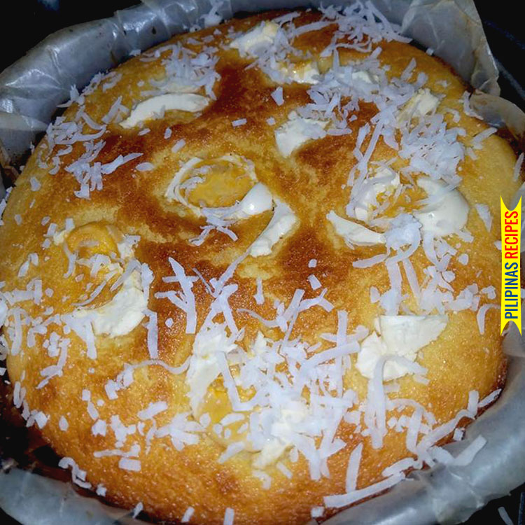 Bibingka Recipe - Pilipinas Recipes