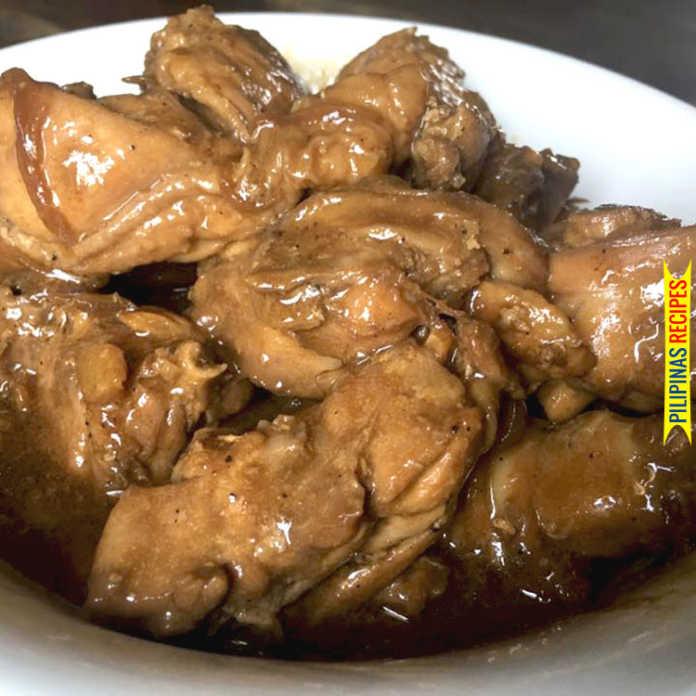 Creamy Chicken Adobo Recipe