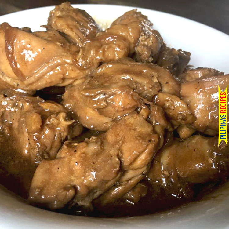 Creamy Chicken Adobo Recipe