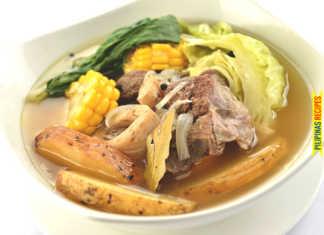 Batangas Bulalo Recipe