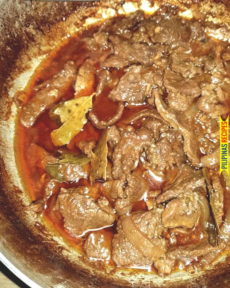 Beef Adobo Recipe