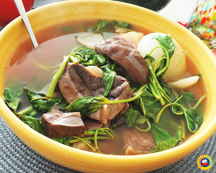 Beef Sinigang Recipe Sinigang Na Baka Pilipinas Recipes