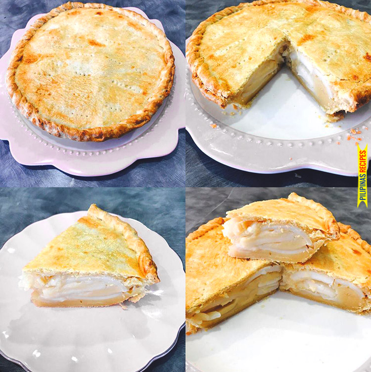 Buko Pie Recipe