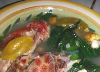 Fish Sinigang sa Kamias Recipe