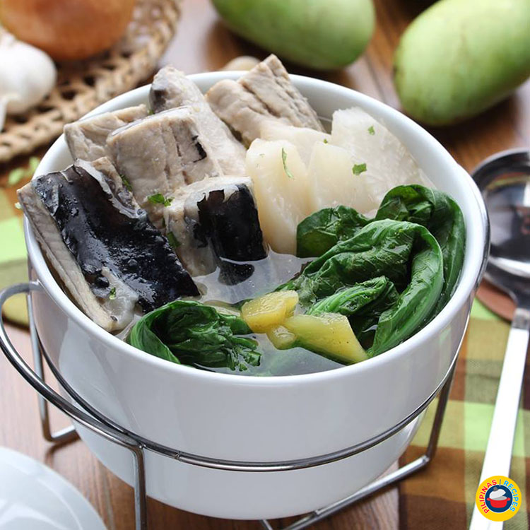 How to Make Bangus Sinigang