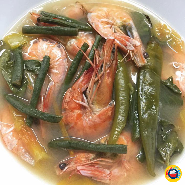 Sinigang Na Hipon Recipe Pilipinas Recipes