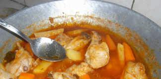 Chicken Kaldereta