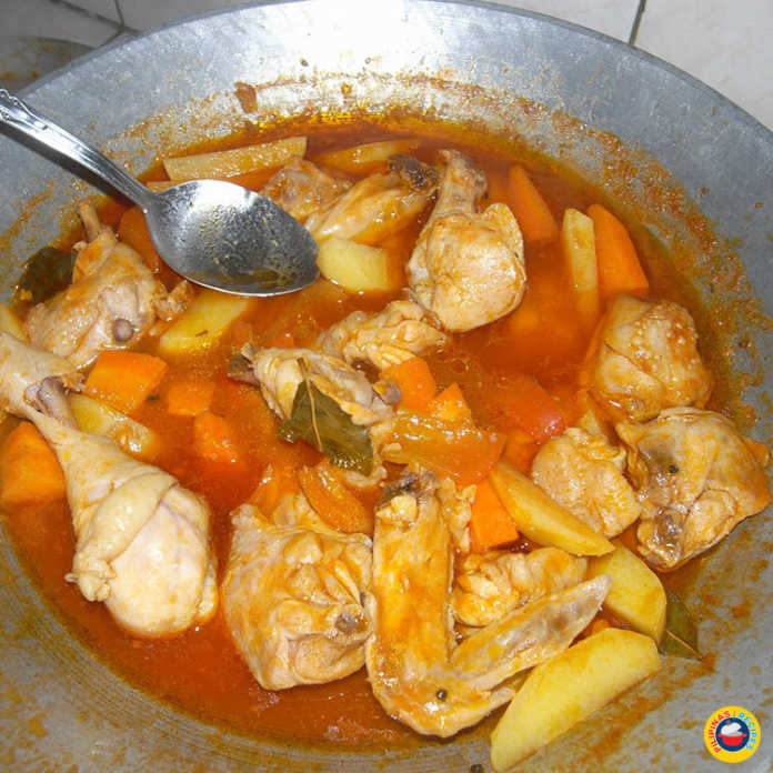 Chicken Kaldereta