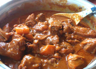 Pork Kaldereta Recipe