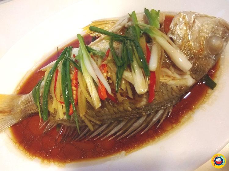 Steamed Fish Recipe