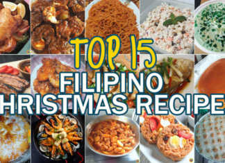 Top 15 Filipino Christmas Recipes