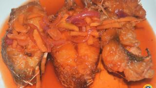 Fish Escabeche Recipe Pilipinas Recipes