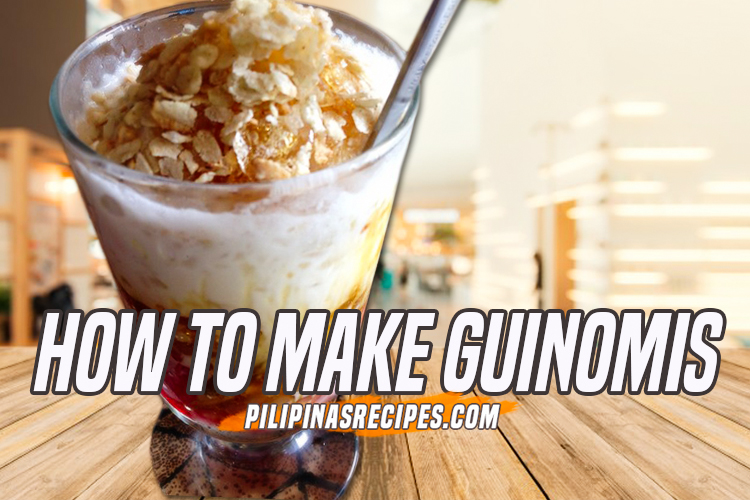 How to Make Guinomis