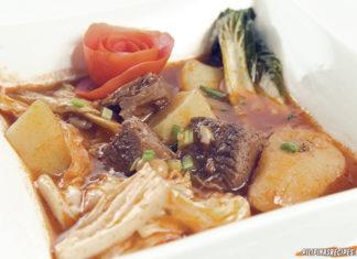 Beef Pochero Recipe