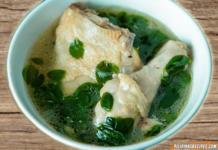 Tinolang Manok Recipe