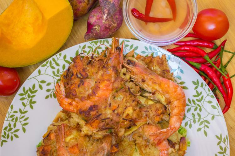 How to Cook Okoy Recipe