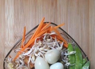 Ginisang Togue (Mung Bean Sprouts Stir Fry)