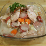 Creamy Chicken Sopas