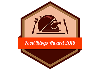 Filipino Food Blog Award 2018
