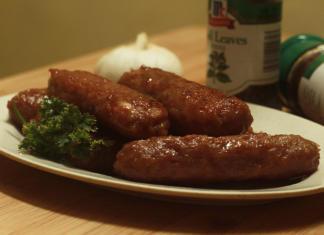 How to Cook Skinless Longganisa
