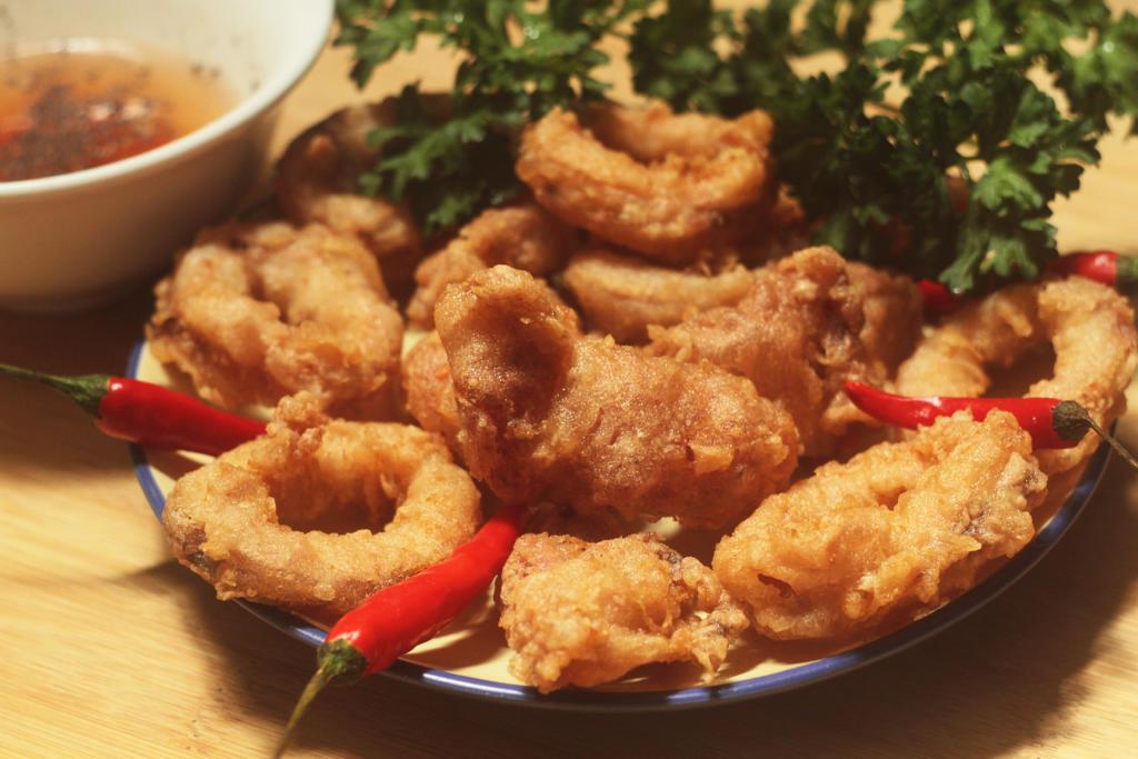 Best Calamari Recipe