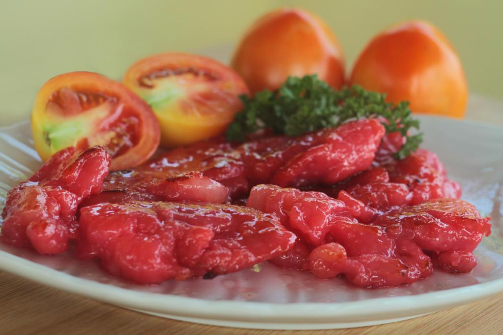 How to cook pork tocino