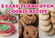 Turbo Oven Recipes
