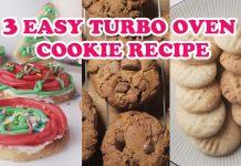 Turbo Oven Recipes